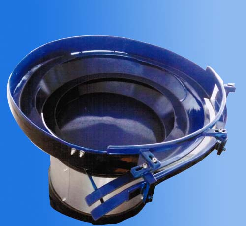 Bowl Feeder for Machined parts
