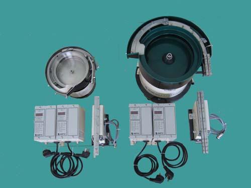plastic fastener bowl feeder system