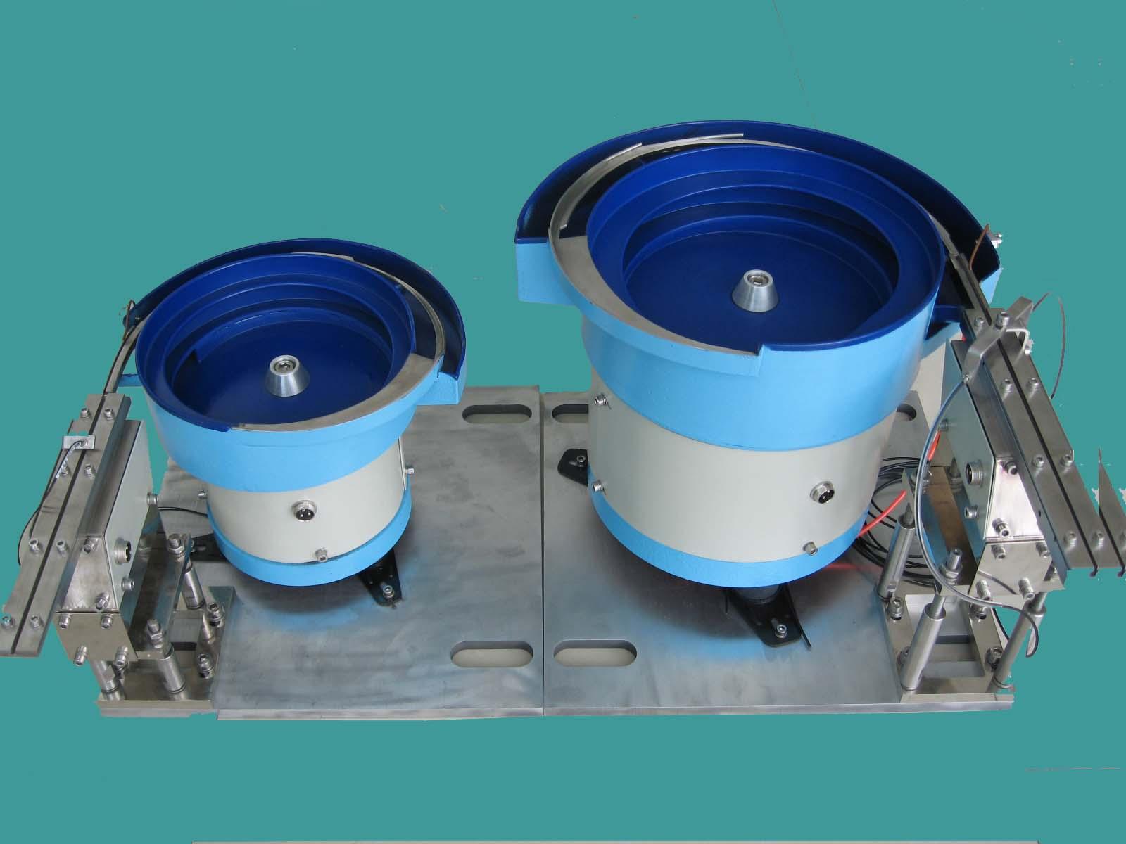 suspension fastener bowl feeder