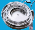 bowl feeder for capacitor cores
