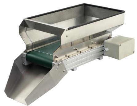 Conveyor Belt Hopper